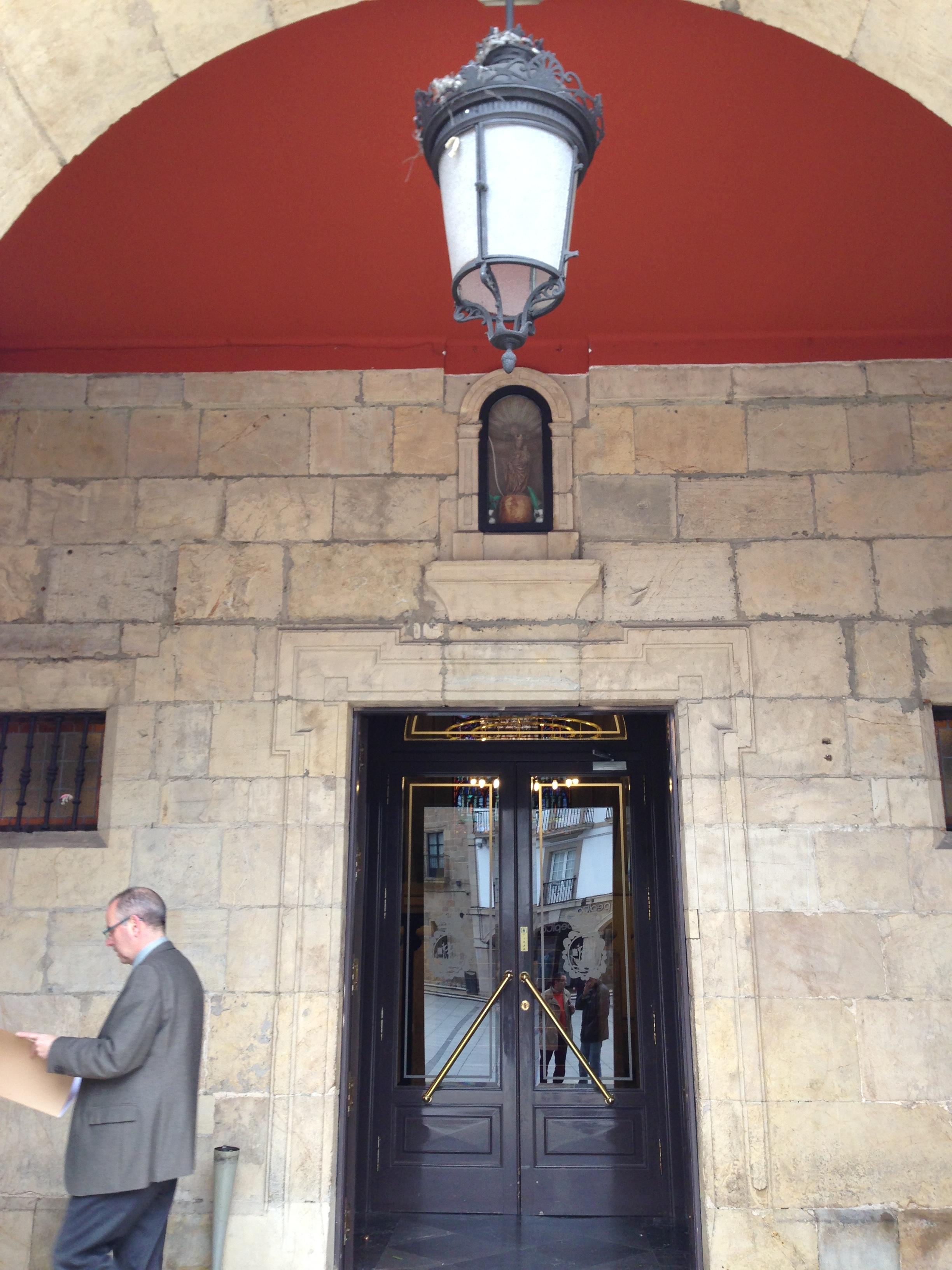parte superior Virgen coito cerca de Zaragoza
