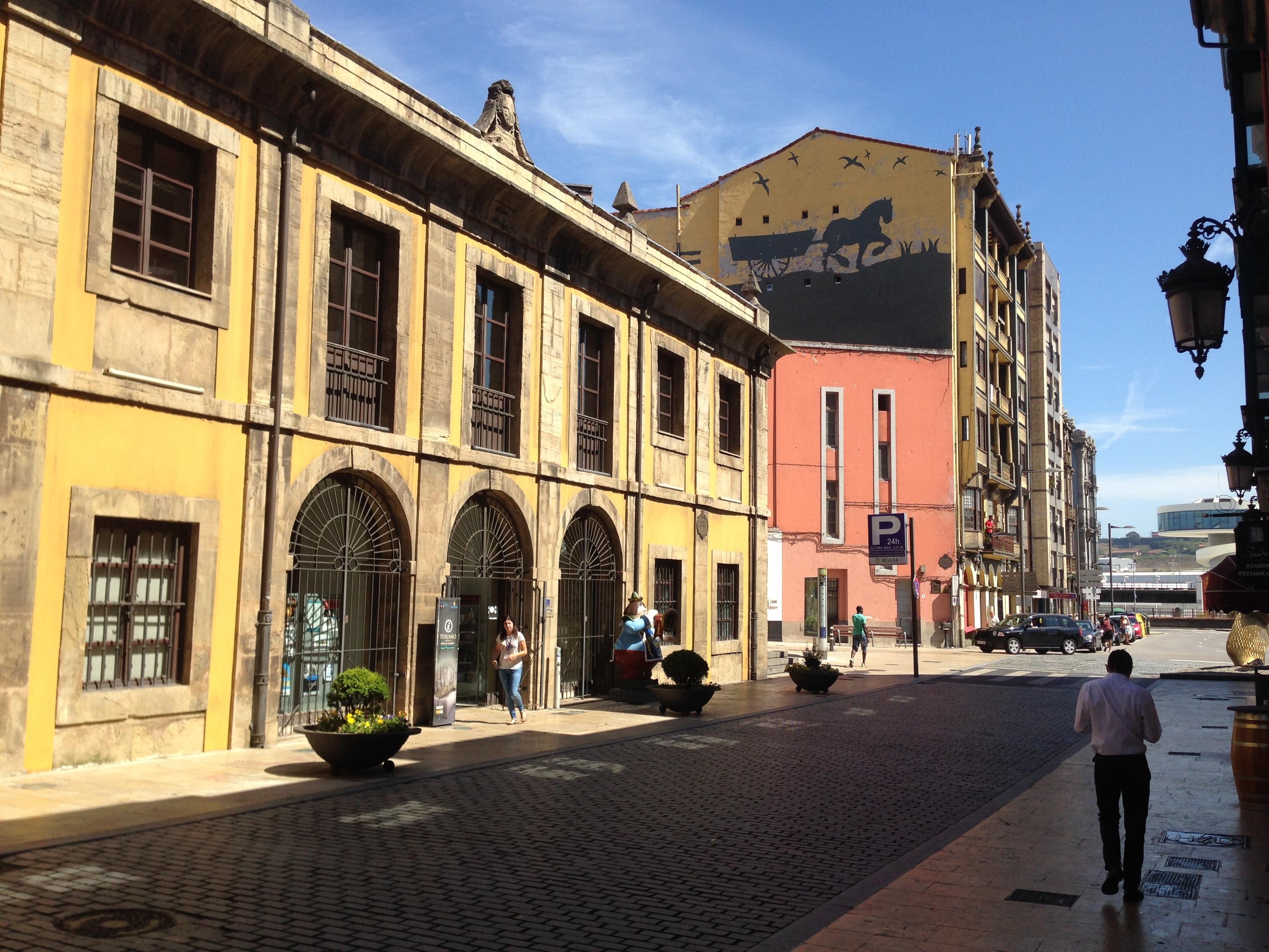 2015 agosto 09 los episodios avilesinos for Oficina turismo asturias