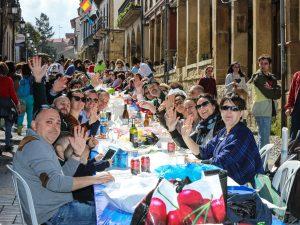Comida en la Calle El Bollo 2016 Avilés ©Foto Marieta