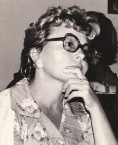 Nelly Fernández Arias. Concejala Ayto. Aviles. Senadora.