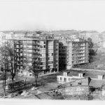 Empiezan a crecer los edificios en la calle Cuba. Pero aún no había nacido El Atrio.