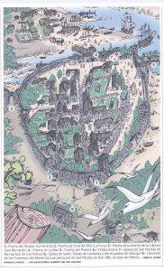 muralla-aviles-siglo-xv-javier-marinas-alberto-del-rio