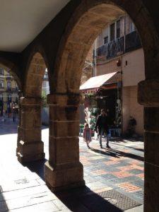 Calle La Estación.