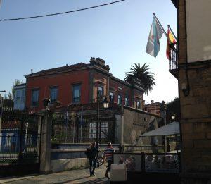 Galiana. Casa Arias de la Noceda.