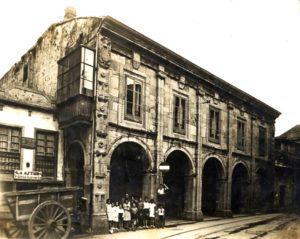 Palacio de LLano-Ponte