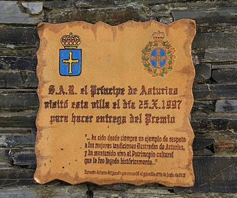 Ruta motera de los Pueblos Ejemplares del noroccidente asturiano(Castropol)