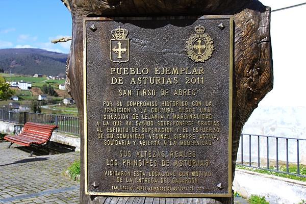 Ruta motera de los Pueblos Ejemplares del noroccidente asturiano(SanTirso de Abres)