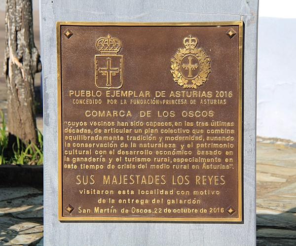 Ruta motera de los Pueblos Ejemplares del noroccidente asturiano(San Martín de Oscos/Samartín)