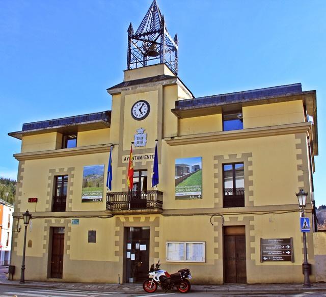 Ruta motera de los Pueblos Ejemplares del noroccidente asturiano(Grandas de Salime)