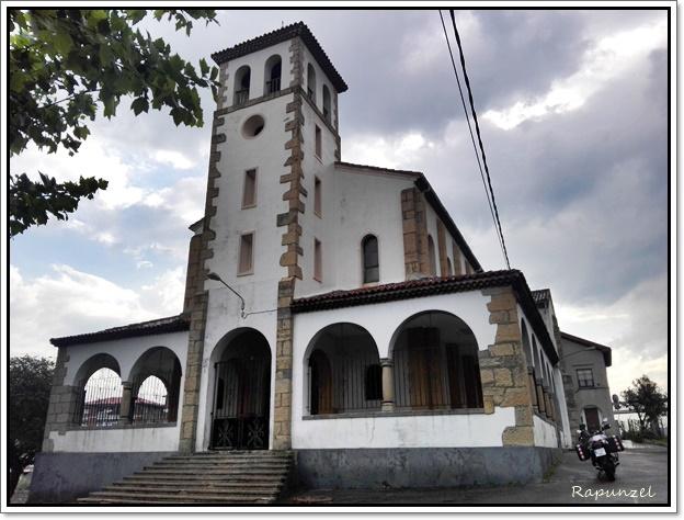 Iglesia de san vicente,trasona