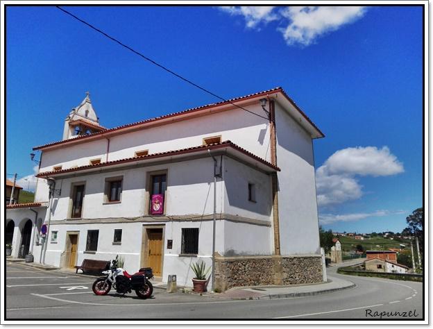 iglesia de san esteban,molleda.Corvera