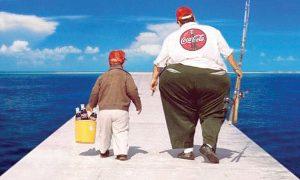 coca cola y obesidad